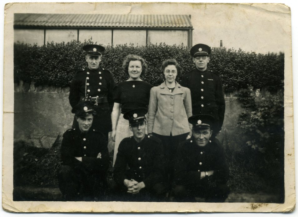 Group Photo Late 1940